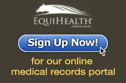 EquiHealth Sign Up + Premier Equine